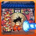 Goku SaiYan Attack