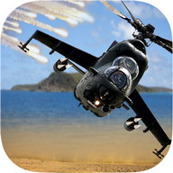 Gunship Heli Combat Battle Game