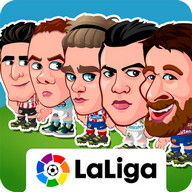 Head Soccer La Liga - The best cracks in La Liga go head to head