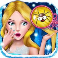Attaque Ice Princess poux