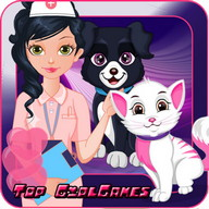 Pet Vet Doctor - Pet Clinic