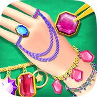 Princess Jewelry Maker Salon