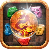 Jewels & Dragon Game