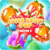 Juice Fruit Pop - Match 3