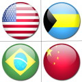 Logo Quiz Flags