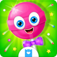 Lollipop Kids - Game Memasak