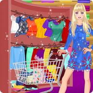 Mall Shopping Summer Fashion