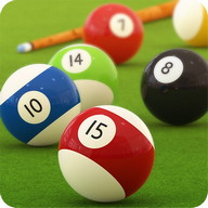 3D Billard Pool 8 Ball Pro