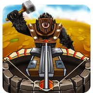 Monster Defender - Fight against vicious creatures in this tower defense