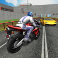 Moto Crazy 3D - Get on your motorbike and go crazy
