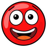 新しい赤いボール