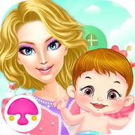 Newborn Baby Care: Girls Games