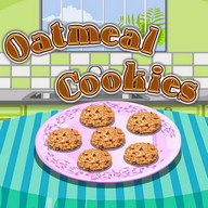 Oatmeal Cookies Cooking