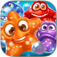 Ocean Splash - Connect, Blast & Match Game