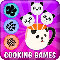Panda Mini Pops Cooking