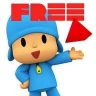 Pocoyo Shapes Free