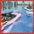 Police Boat Crime Chase