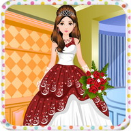 Princess wedding girls games