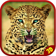 Angry Cheetah Wild Attack Sim