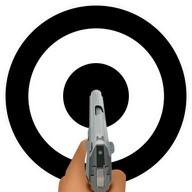 shoot target game