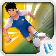 Soccer Runner: Football Rush - An endless runner with soccer balls