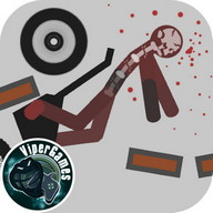 Stickman Dismount - Crush the stickman against a bunch of different objects