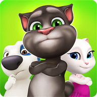 Talking Tom: Bubbles