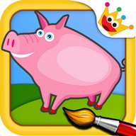 Farm Animals: Kids & Girls puzzles games Free