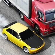 Traffic Racer - Drive through traffic until you crash