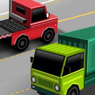 Truck Traffic Racing3D