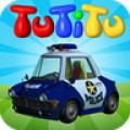 TuTiTu Police Car