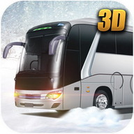 Winter Bus Simulator