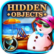 Summer Beach - Hidden Objects