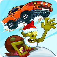 Zombie Road Trip - A dangerous zombie-filled journey