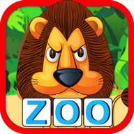 PreSchool Kids Zoo First Words
