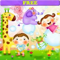 유아를위한 동물원 퍼즐! FREE