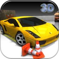 3D Auto Parking