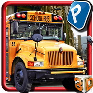 School Bus Parking Simulation