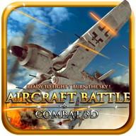 WW2 bataille des avions 3D