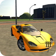 Turbo GT Car Simulator 3D: USA