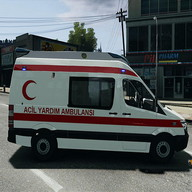 Ambulance Driving Game 3D