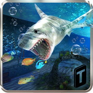Angry Shark Revenge 3D - Become a shark and hunt in the ocean!