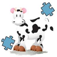 Puzzles de Animales para niños