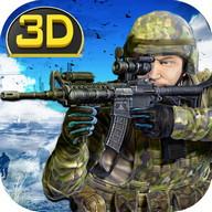 Tentara komando Sniper 3D