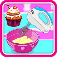 Bake Cupcakes - Cooking Games - Bake delicious cupcakes by following these recipes