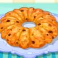 Banana Bread Cooking