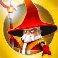 BattleHand - Hire a group of heroes and fight against evil