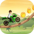 Ben Jungle MotorBike Race 2