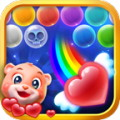 Bubble Shooter Valentines Day