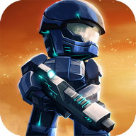 Call of Mini Infinity - Third-person shooter similar to Halo